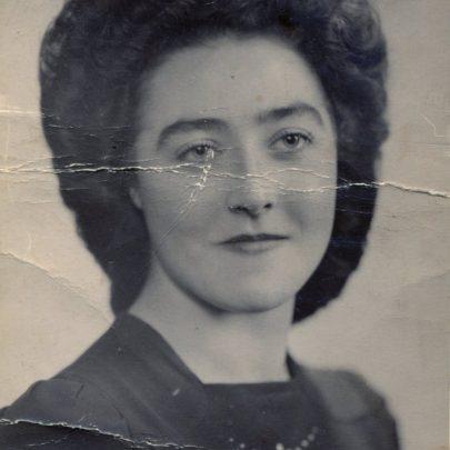 Mum Ivy Cain | David Cain