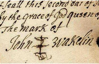 Will of John Wakelin of Canvey Island