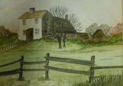 Hillhall Farm House