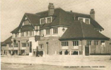 Admiral Jellicoe site of the Terminus Hotel