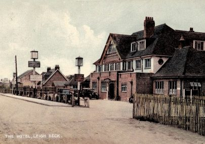 The Hotel, Leigh Beck