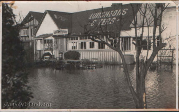 Green Glades Cafe - This was where the current Petrol Garage is next to Michells Ave | Joanne Smith