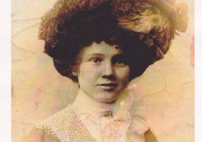 Kate Ellen Leach