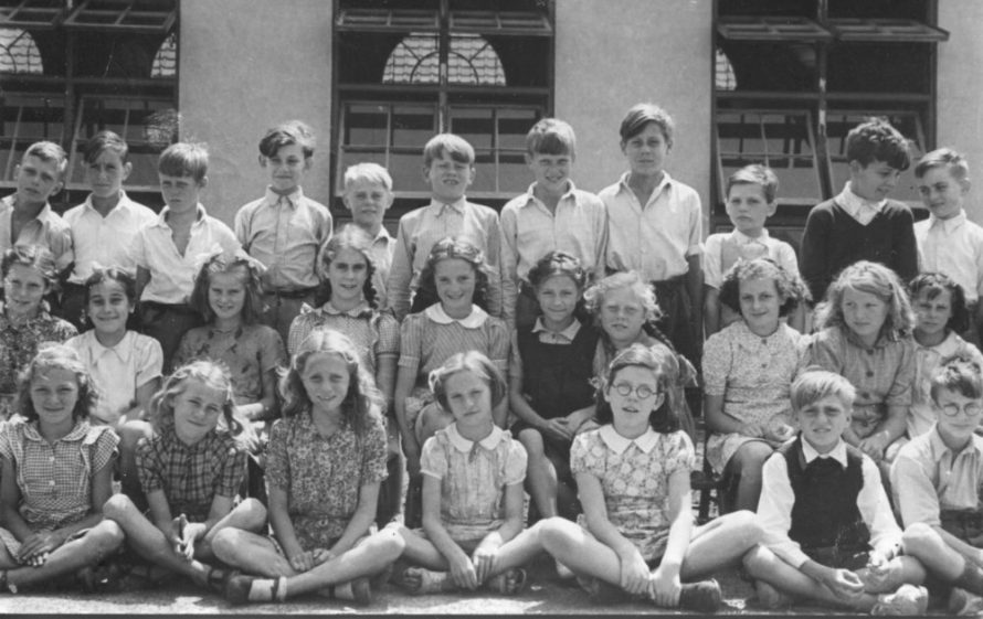 Leigh Beck Junior School pre 1949 | Tony Matthews