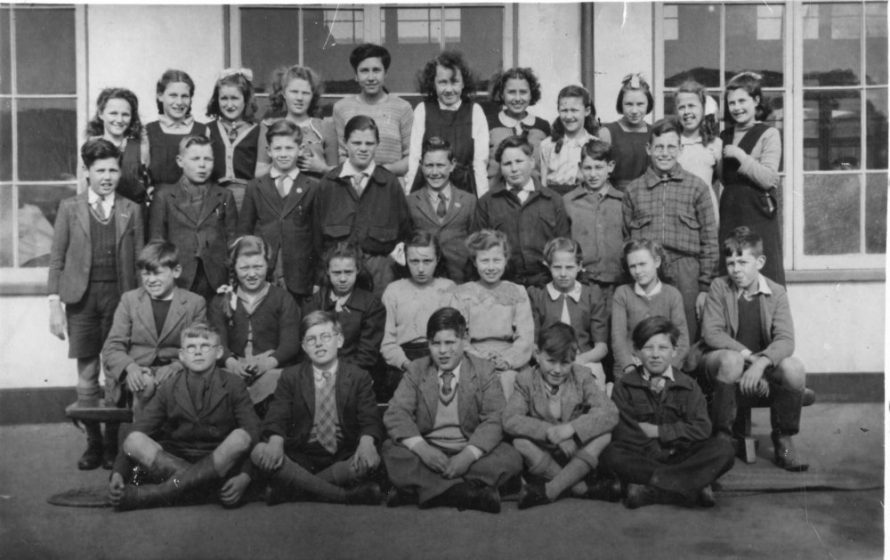 County Secondary School 1949 | Rod Bishop