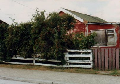 Old Canvey Houses