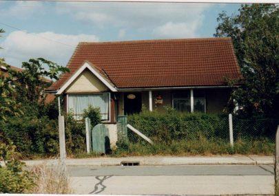Concord Road 1950's