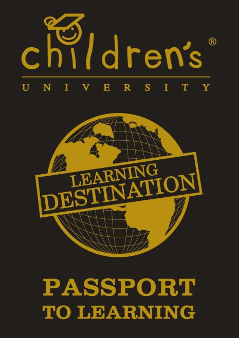 Childrens University Learning Destination