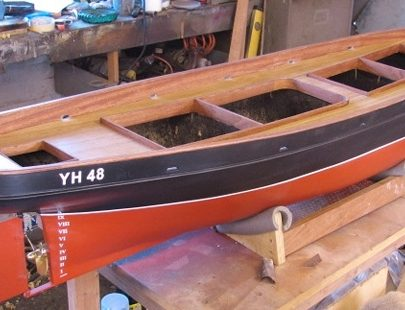 My Passion for Boat Building 1999 to 2012