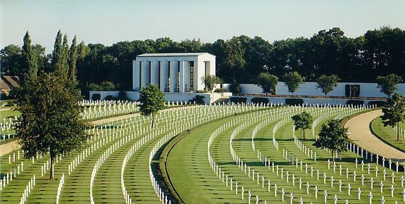 American Cemetery at Madingley, Cambridgeshire | Geoff Gillion