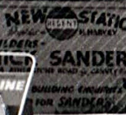 Mick Sanders board