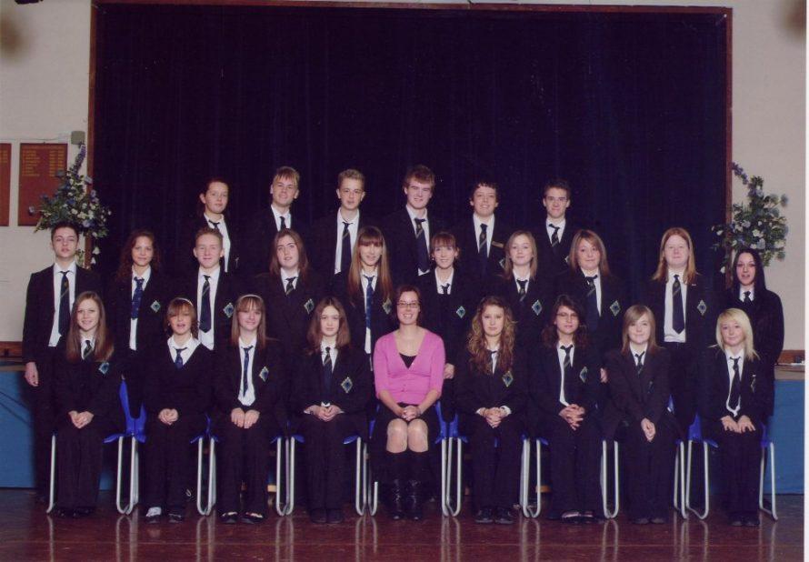 Miss Garcia Class of 2006
