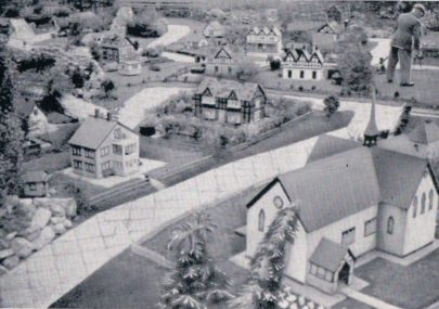 Canvey's Model Village