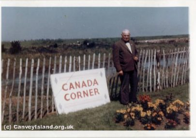 Canvey's Canada Corner and Canadian Memorial Garden