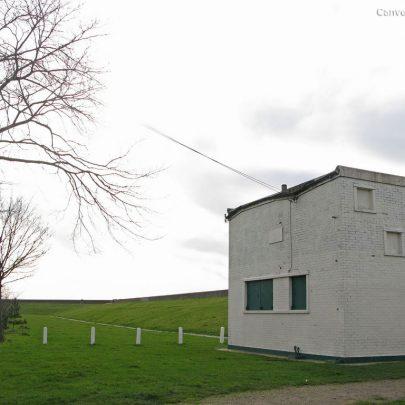 The rear of the WW2 Degauss Station | (c) David Bullock