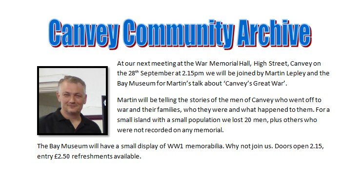 Canvey's Great War