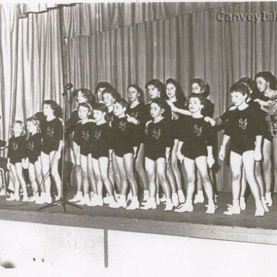 1960/61 - Georgettes Juveniles