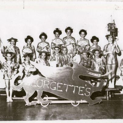 1965 Canvey Carnival - Georgette's