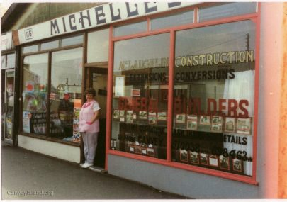 Michelle's in Canvey High Street