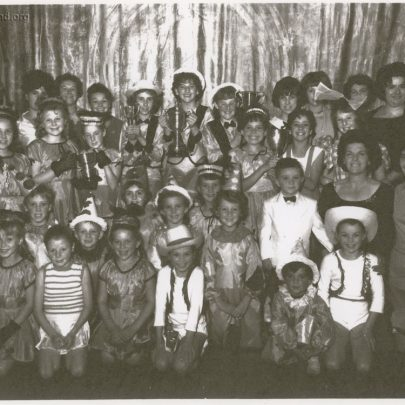 c1963 - Georgettes Juveniles: Georgette