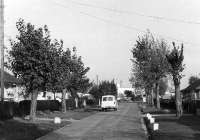 Canvey after the war