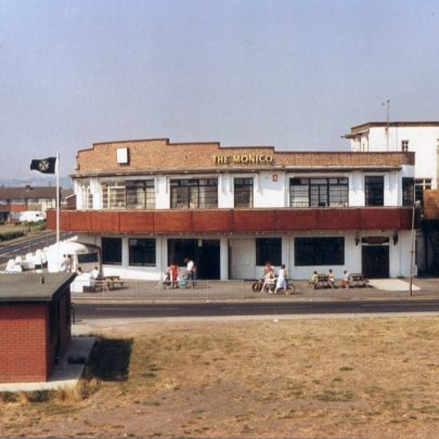The Monico Hotel taken 1990 before the demolision of the Casino | Simon Whitnall