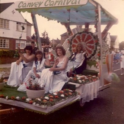 Canvey Carnival Court Float 1980 | Jan Guzzan
