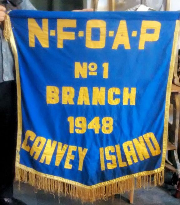 Canvey Island No1. OAP Club