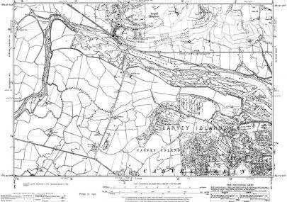 1938 OS Map