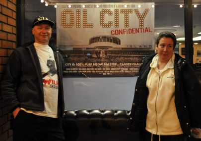 Oil City Confidential at the Southend Film Festival