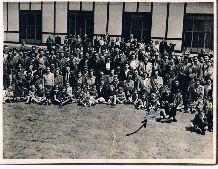 Liegh Beck Public School 1952-3 | Barry Shepherd