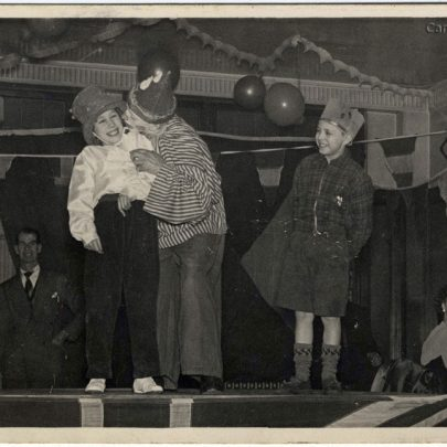 Children on Stage - Who are they and where?