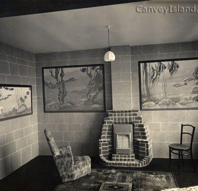 Ozonia Hotel - Aquarium Room | Malcolm McQueen
