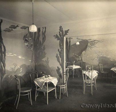Ozonia Hotel - Tea Room | Malcolm McQueen