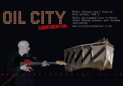 Oil City Confidential Artwork