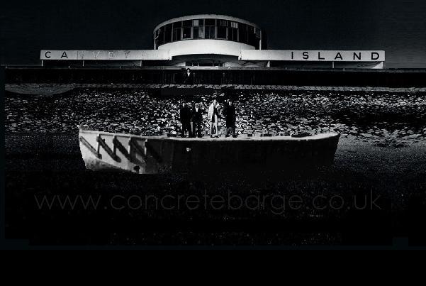 Concrete Barge Artwork | Andrew Jackson