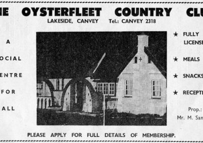 The Oysterfleet Country Club