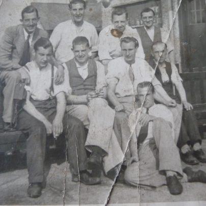 Haystack staff c1938   Nadine Licence