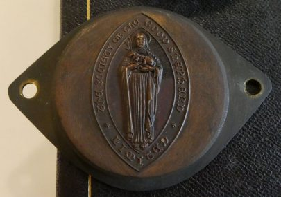 The Seal of the Society of the Good Shepherd