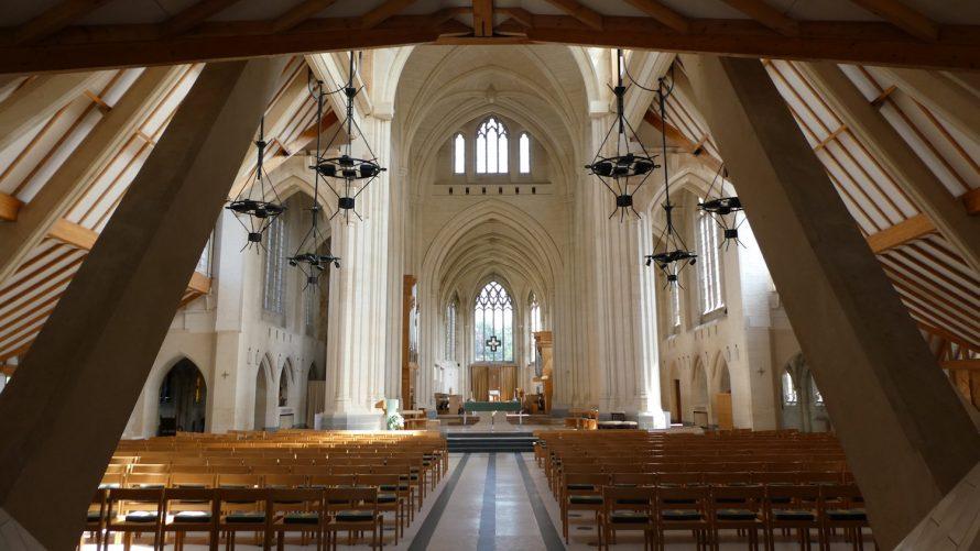 Douai Abbey Church | Janet Penn