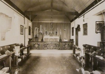 Inside the Convent Chapel