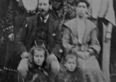 Family of Charles Lloyd Shayes