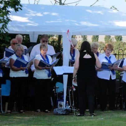 Canvey Community Choir   J Penn