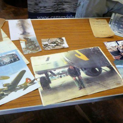 Gary's memorabilia | Janet Penn