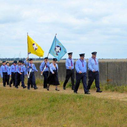 5th Canvey Air Scouts | Janet Penn