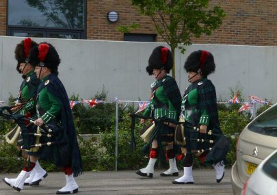 Armed Forces Day Stills