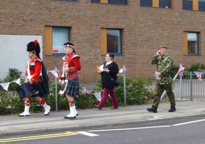 Canvey Island Armed Forces Day