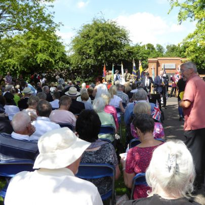 Canvey Island Armed Forces Day 2015