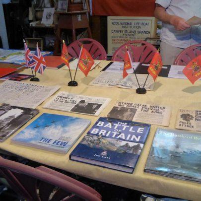 Militaria Exhibition 2015