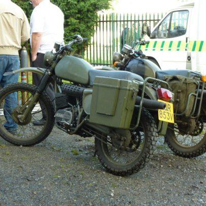 Army bikes | Emma